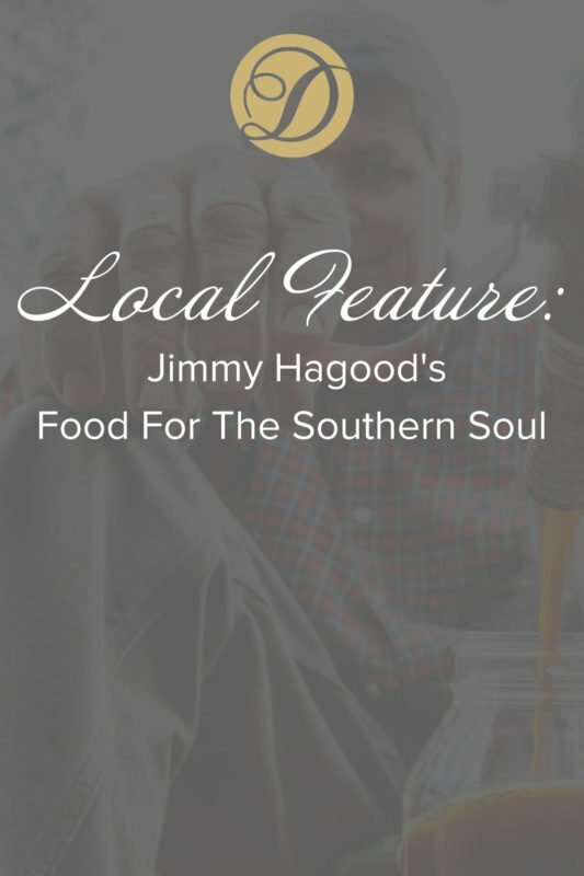 Local Feature: Jimmy Hagood's Food For The Southern Soul