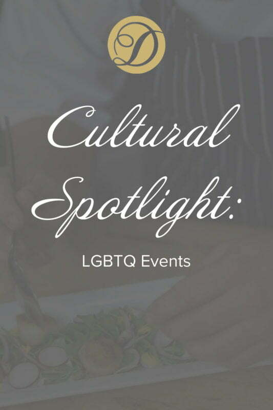Cultural Spotlight: LGBTQ Events
