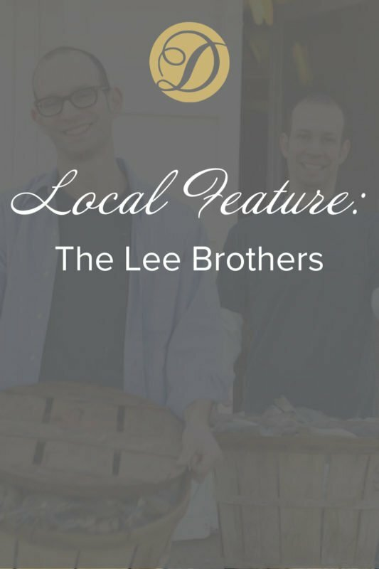 Local Feature: The Lee Brothers