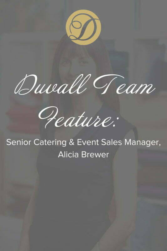 Duvall Catering & Events Blog