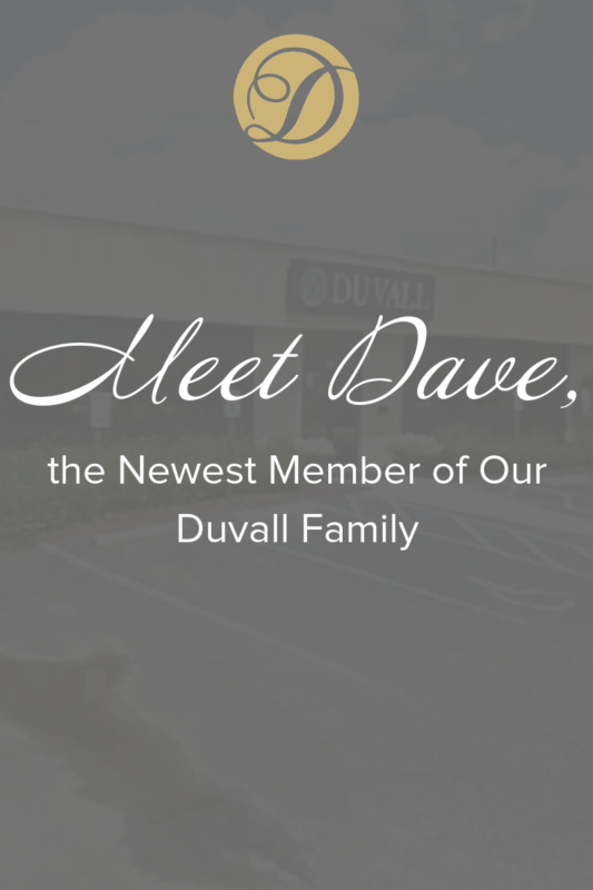 Dave Byron, Duvall Catering & Events
