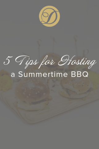 Summertime BBQ Duvall Catering & Events